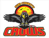 Logo for Sun County Crows